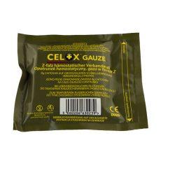 Celox Rapid Z-hajtott vérzéscsillapító géz