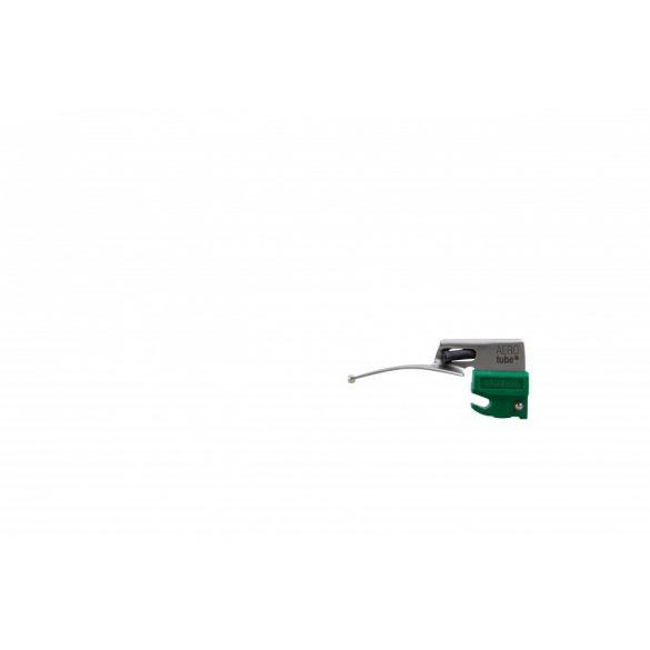 AEROtube ECO F.O. hidegfényű Macintosh egyszer használatos fém laringoszkóp lapoc