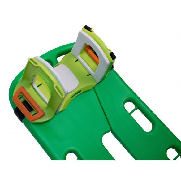 ultraHEAD-LOCK II fejrögzítő ultraCOMBI-STRETCHER és S-BOON spineboard hordágyhoz
