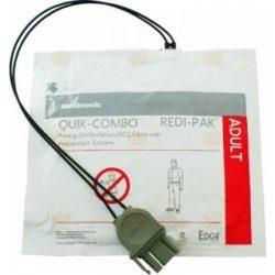 Lifepak 1000 EDGE System elektróda QUICK-COMBO Connectorral és REDI-PAK Preconnect Systemmel