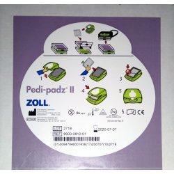 ZOLL AED Plus Pedi-padz II gyermek elektróda
