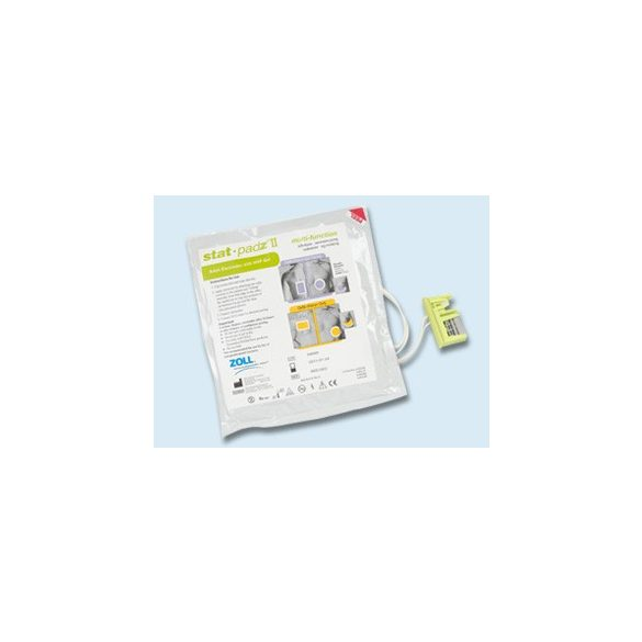 ZOLL AED Plus Stat-padz II felnőtt elektróda