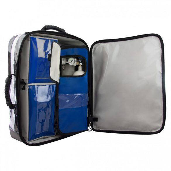AEROcase PROpack GTS O2 sürgősségi hátizsák