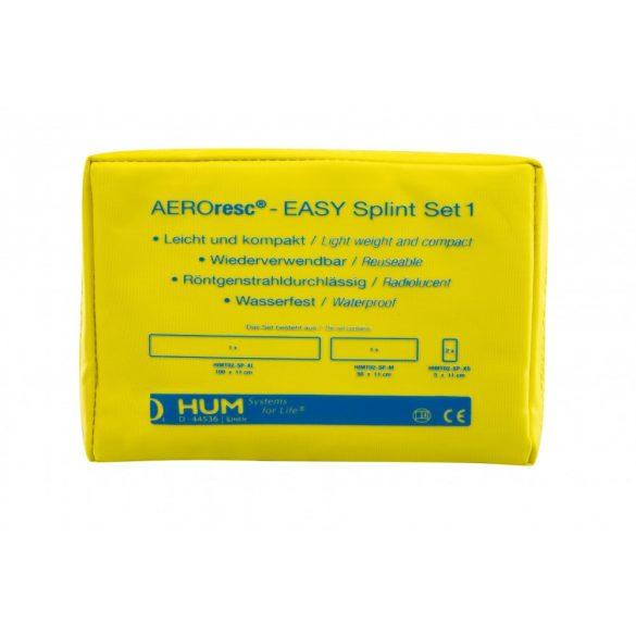 AEROresc EASY Splints végtagrögzítő sín készlet
