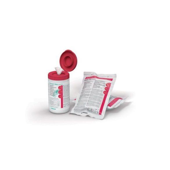 Meliseptol wipes sensitive fertőtlenítőkendő