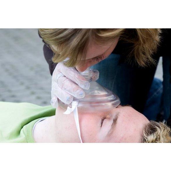 Ambu Res-Cue lélegeztető maszk