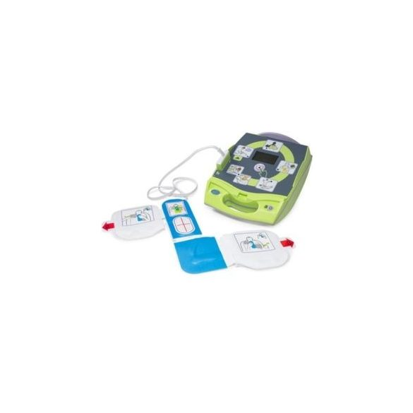 ZOLL AED Plus félautomata defibrillátor