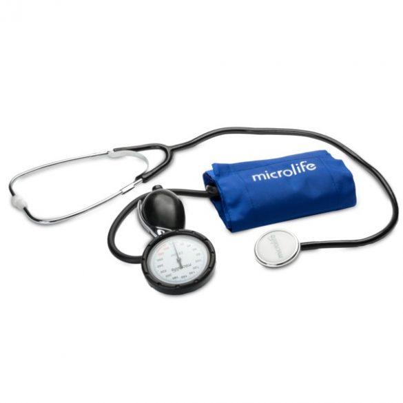 Microlife BP AG1-40 aneroid felkaros vérnyomásmérő fonendoszkóppal
