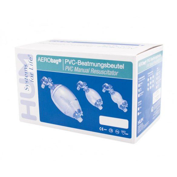 AERObag PVC újraélesztő szett 1 maszkkal