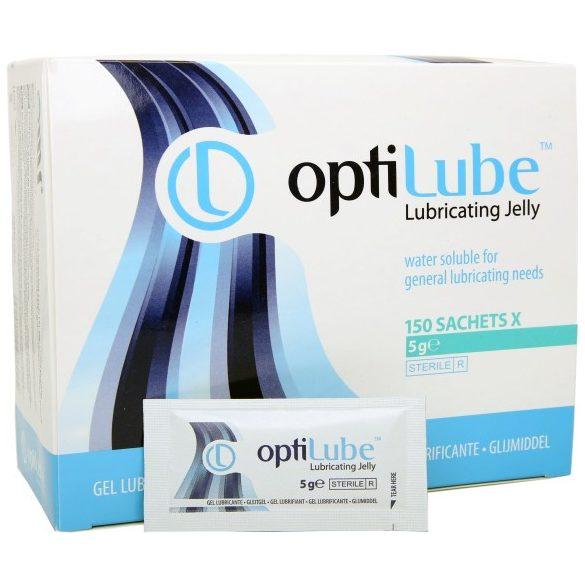 OptiLube vízbázisú orvosi síkosító gél