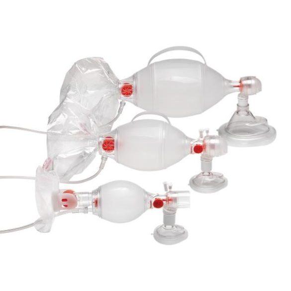 Ambu SPUR II egyszerhasználatos lélegeztető ballon