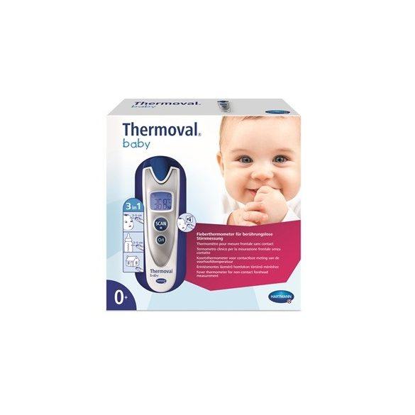 Thermoval baby érintésmentes lázmérő